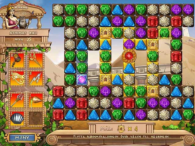 Game Skärmdump 3 Trial of the Gods: Ariadnes resa