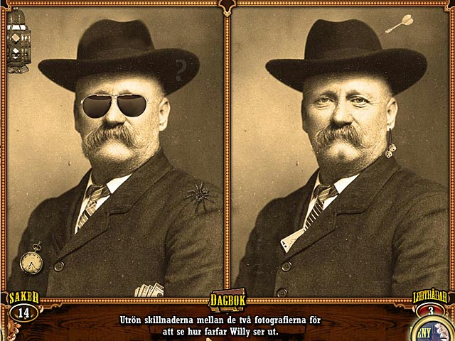 Game Skärmdump 1 Wild West Quest