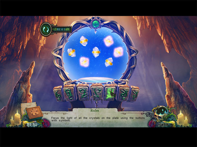 Game Skärmdump 3 Witches' Legacy: Slumbering Darkness Collector's Edition