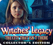 Witches' Legacy: The City That Isn't There Collect