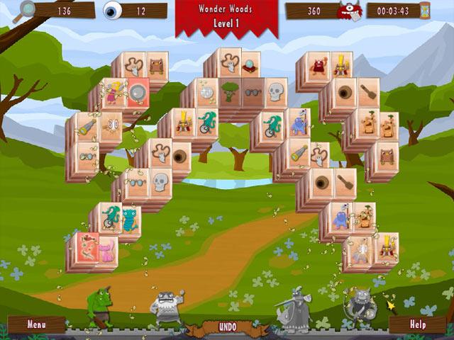 Wonderland Mahjong img
