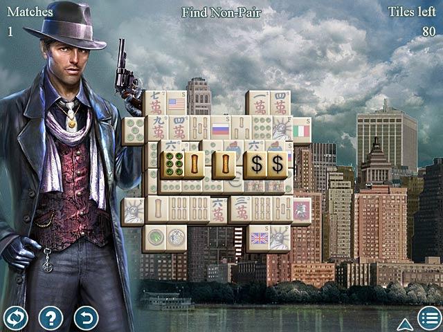 Game Skärmdump 2 World's Greatest Cities Mahjong