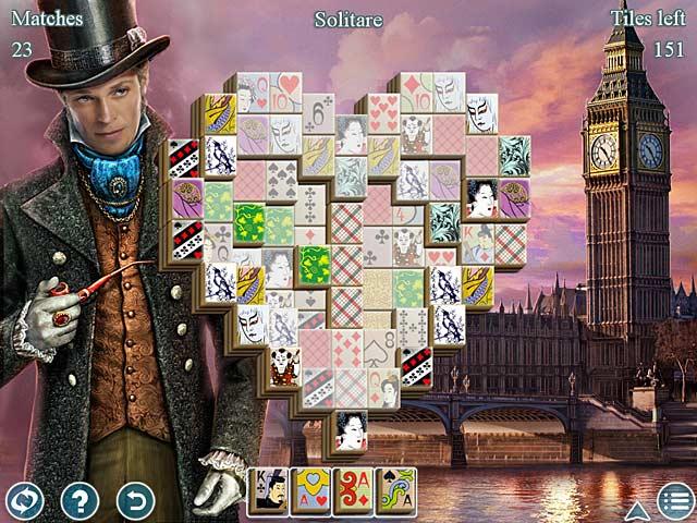 Game Skärmdump 3 World's Greatest Cities Mahjong