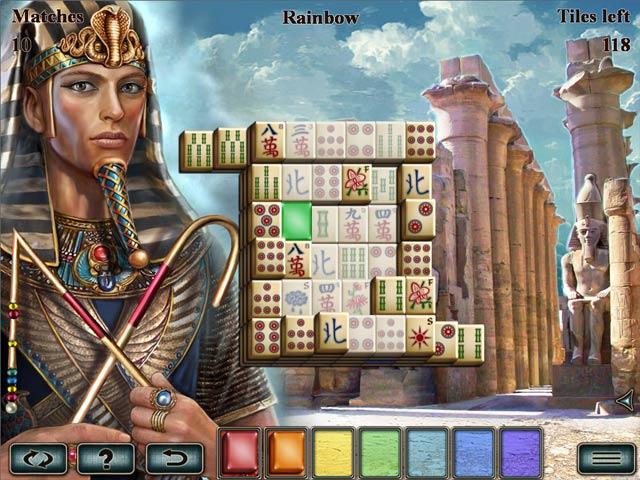 Game Skärmdump 2 World's Greatest Temples Mahjong
