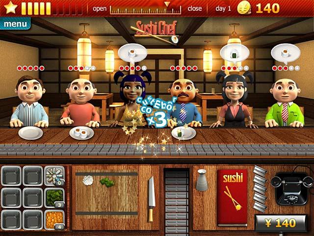 Youda Sushi Chef img